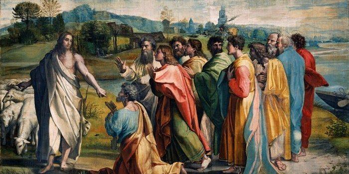 XXII Niedziela Zwykła (29 sierpień 2021)