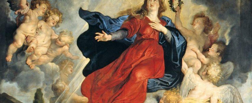 Uroczystość Wniebowzięcia Najświętszej Maryi Panny15 sierpień 2021